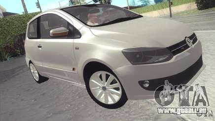 Volkswagen Fox 2013 pour GTA San Andreas