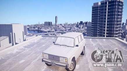 VAZ 21043 pour GTA 4