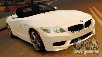 BMW Z4 sDrive 28is 2012 v2.0 pour GTA 4