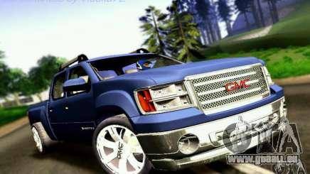 GMC Sierra 2011 für GTA San Andreas
