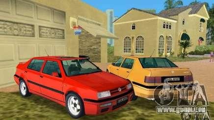 Volkswagen Vento VR6 pour GTA Vice City