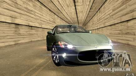 Maserati Gran Turismo 2008 für GTA San Andreas