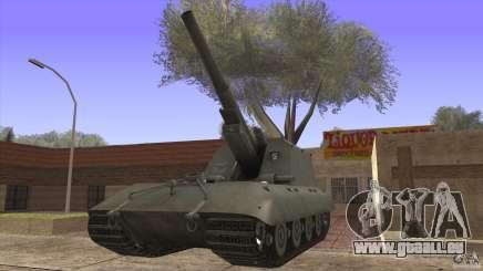 GW Typ E pour GTA San Andreas