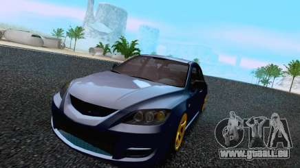 Mazda Speed 3 für GTA San Andreas