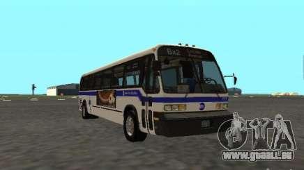 GMC RTS MTA New York City Bus pour GTA San Andreas