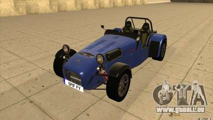 Caterham Superlight R500 pour GTA San Andreas