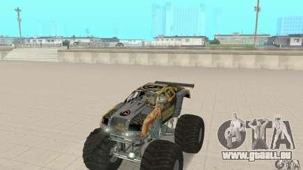 Monster Truck Maximum Destruction pour GTA San Andreas