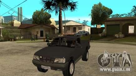 Chevrolet S-10 für GTA San Andreas