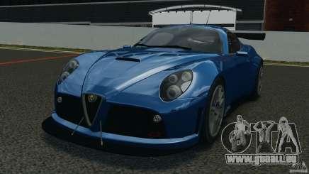 Alfa Romeo 8C Competizione Body Kit 1 für GTA 4