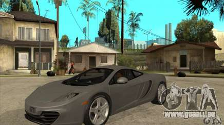 McLaren MP4-12c 2010 für GTA San Andreas