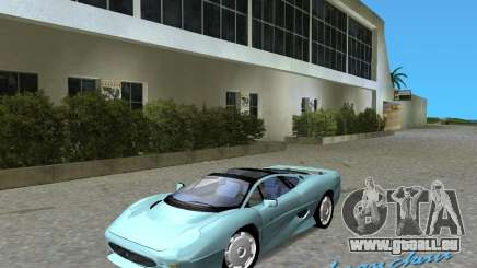 Jaguar XJ220 pour GTA Vice City