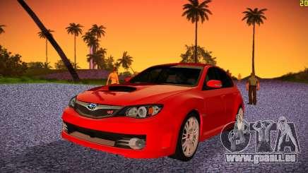 Subaru Impreza WRX STI (GRB) - LHD pour GTA Vice City