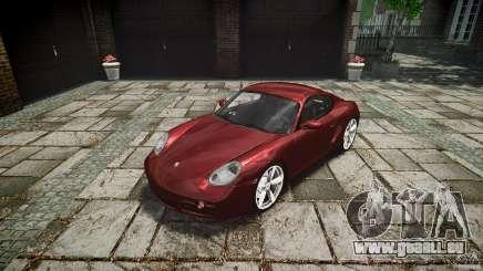 Porsche Cayman S v1 pour GTA 4
