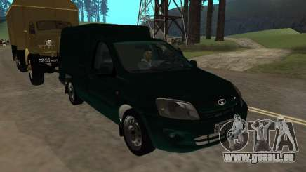 VAZ-2190-Ferse für GTA San Andreas