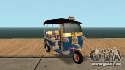 Tuk Tuk Thailand für GTA San Andreas