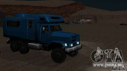 Journey 6x6 Enterable V1 pour GTA San Andreas