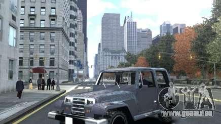 Mesa in GTA San Andreas für GTA IV für GTA 4
