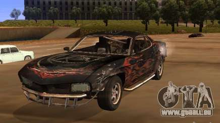 Car from FlatOut 2 für GTA San Andreas
