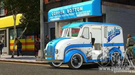 Ford Divco Milk and Icecream Van 1955-56 pour GTA 4