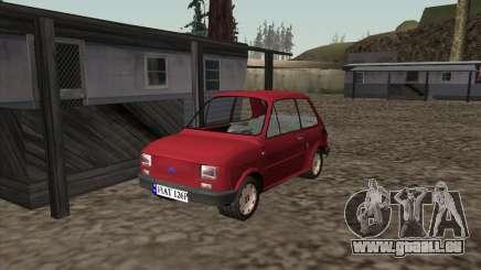 Fiat 126p Elegant pour GTA San Andreas