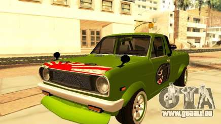Nissan Sunny K Truck FISH ART pour GTA San Andreas