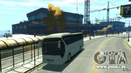 Neoplan Tourliner pour GTA 4