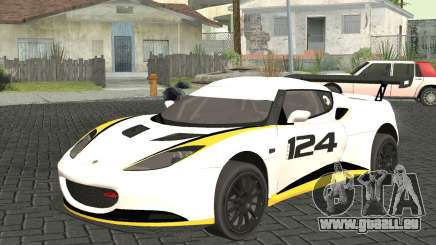 Lotus Evora Type 124 für GTA San Andreas