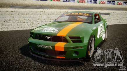 Ford Mustang GT-R pour GTA 4