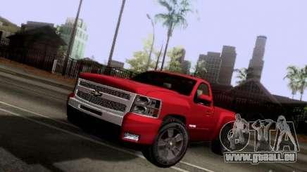 Chevrolet Cheyenne Single Cab pour GTA San Andreas