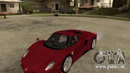 Ferrari ENZO 2003 v.2 final für GTA San Andreas