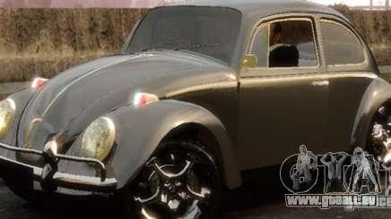Volkswagen Fusca pour GTA 4