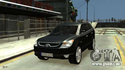 Hyundai IX55 pour GTA 4
