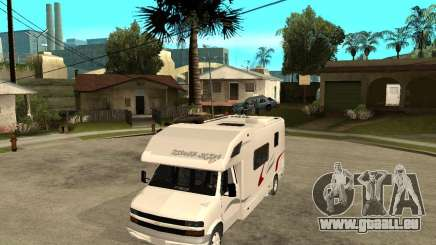 Chevrolet Camper für GTA San Andreas