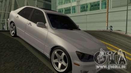 Lexus IS300 pour GTA San Andreas