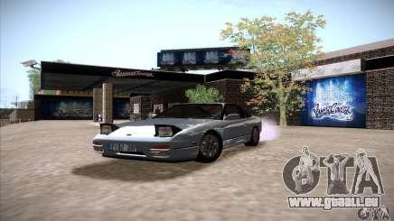Nissan 240SX 1990 für GTA San Andreas