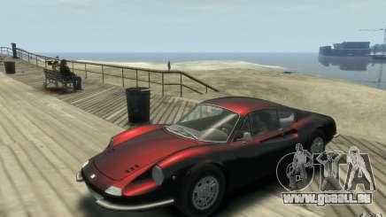 Ferrari Dino 1969 für GTA 4