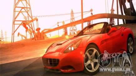 Ferrari California V3 pour GTA San Andreas