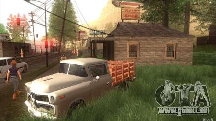 Walton HD pour GTA San Andreas