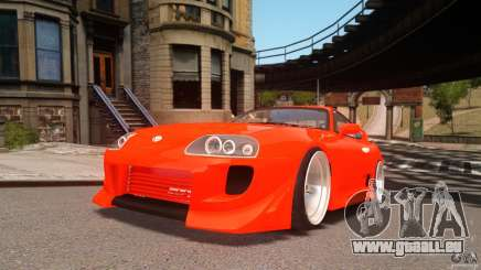 Toyota Supra Tuning für GTA 4