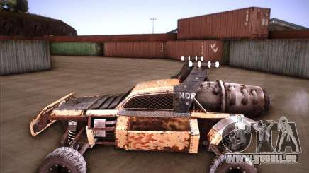 Post Apocalyptic Mayhem sandking pour GTA San Andreas