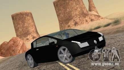Renault Vel Satis für GTA San Andreas