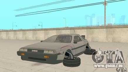 DeLorean DMC-12 (BTTF2) pour GTA San Andreas