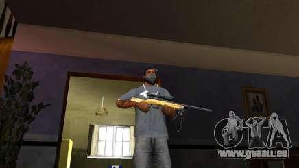 Das M24-Gewehr für GTA San Andreas