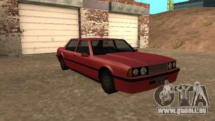 Standard Vincent für GTA San Andreas