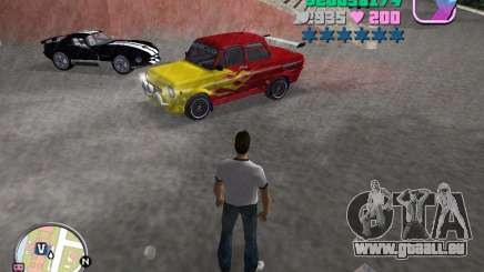 ZAZ 968 m für GTA Vice City