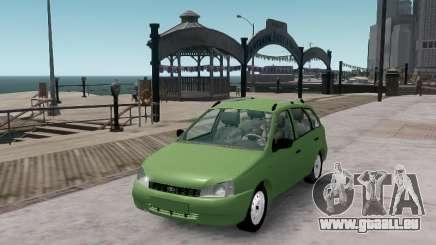LADA 1117 Kombi Viburnum für GTA 4