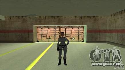 Lara Croft pour GTA San Andreas