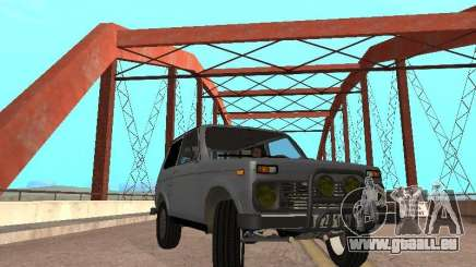 VAZ 21214 Niva für GTA San Andreas