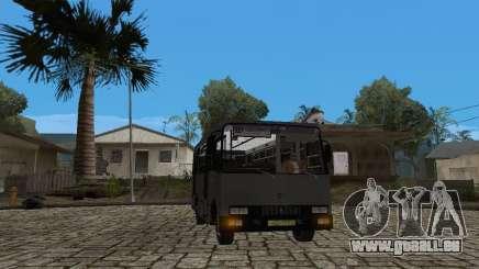 Bogdan IVLM A091 für GTA San Andreas
