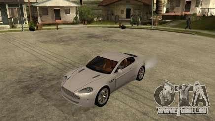 Aston Martin VANTAGE concept 2003 pour GTA San Andreas